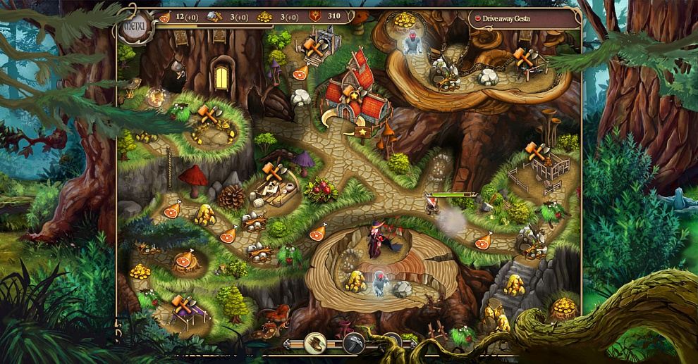 Screenshot № 4. Download Northern Tale 4 and more games from Realore website