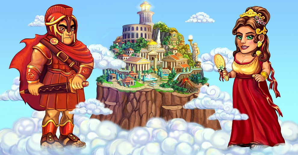 Screenshot № 1. Download All my Gods and more games from Realore website