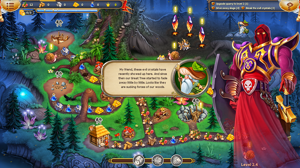 Screenshot № 4. Download Fables of the Kingdom III Collector's Edition and more games from Realore website