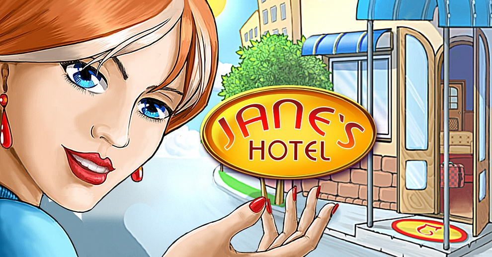 Screenshot № 1. Download Jane's Hotel and more games from Realore website