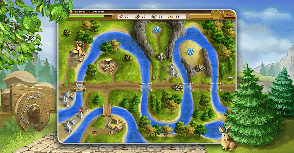 Screenshot № 4. Download Roads of Rome and more games from Realore website