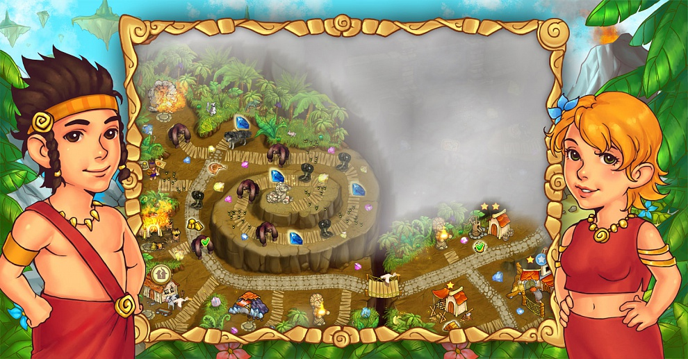 Screenshot № 6. Download Island Tribe 5 and more games from Realore website