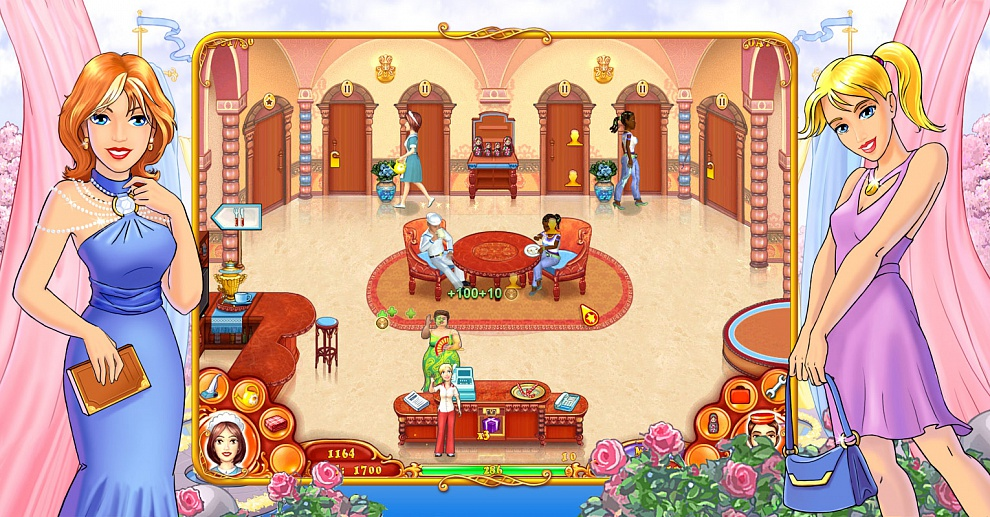 Screenshot № 8. Download Jane's Hotel 3: Mania and more games from Realore website