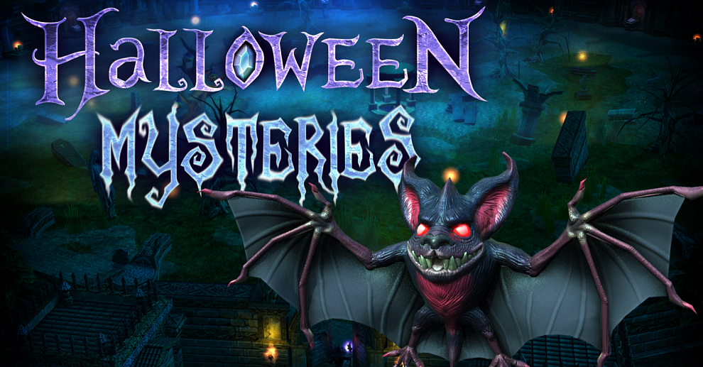 Screenshot № 10. Download Halloween Mysteries and more games from Realore website