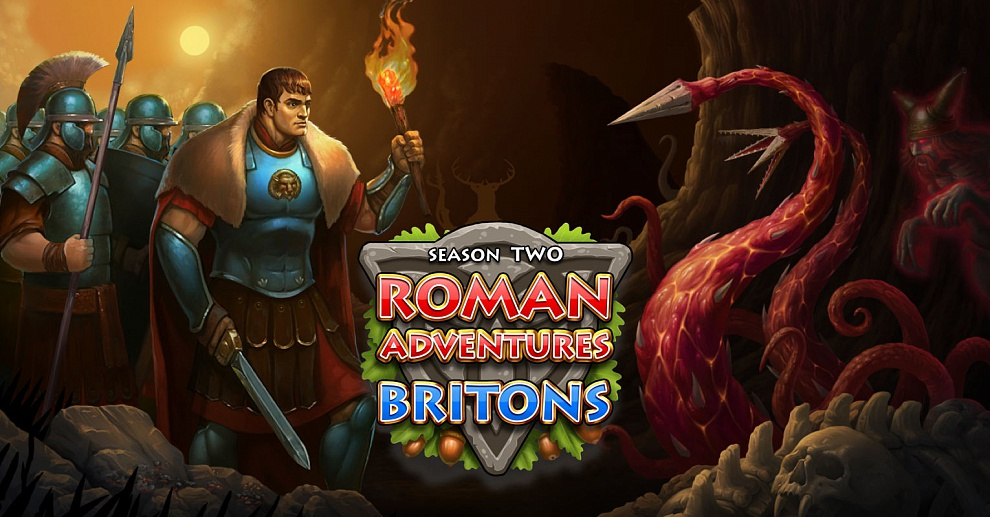 Screenshot № 1. Download Roman Adventures: Britons. Season 2 and more games from Realore website