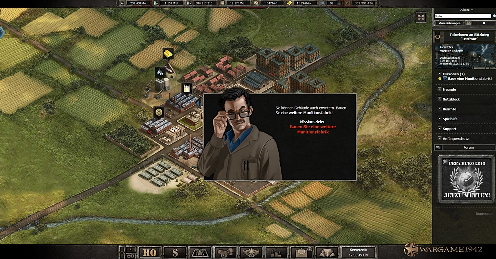 Screenshot № 5. Download Wargame 1942 and more games from Realore website