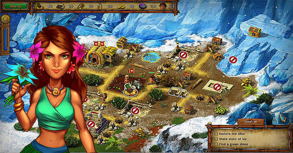 Screenshot № 5. Download Moai 3: Trade Mission Collector's Edition and more games from Realore website