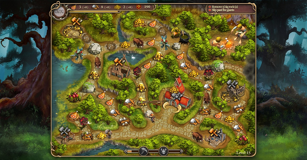 Screenshot № 5. Download Northern Tale 2 and more games from Realore website