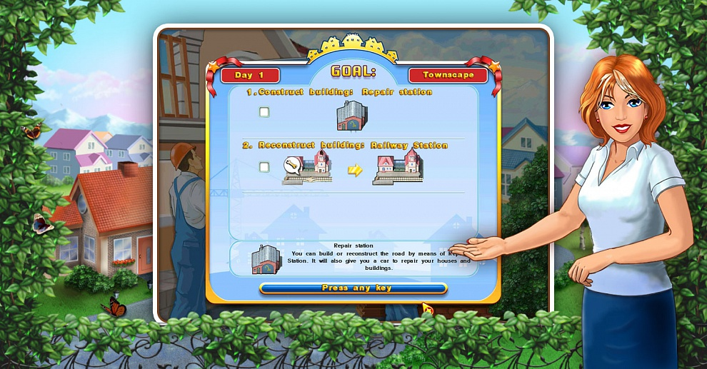 Screenshot № 6. Download Jane's Realty 2 and more games from Realore website