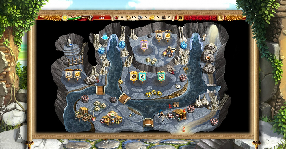 Screenshot № 3. Download Roads of Rome: New Generation 2 and more games from Realore website