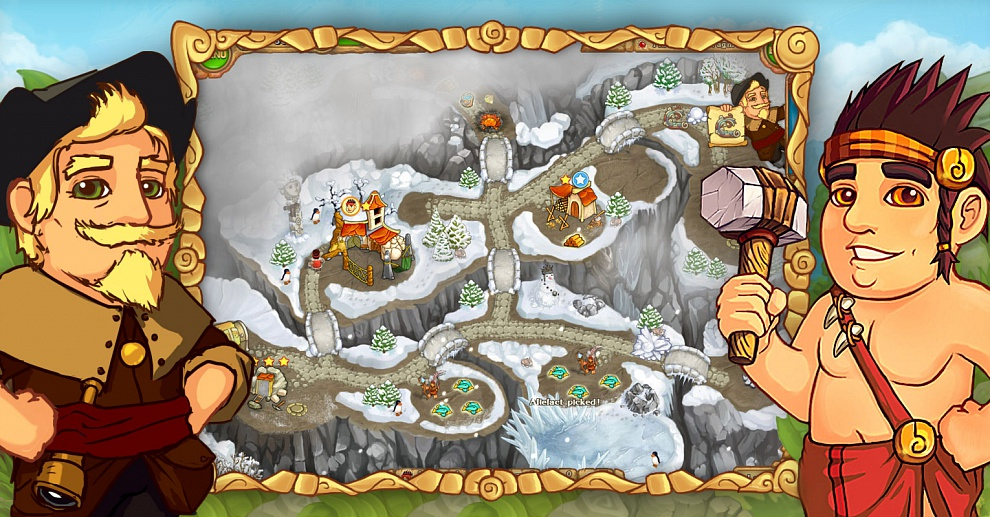 Screenshot № 6. Download Island Tribe 2 and more games from Realore website