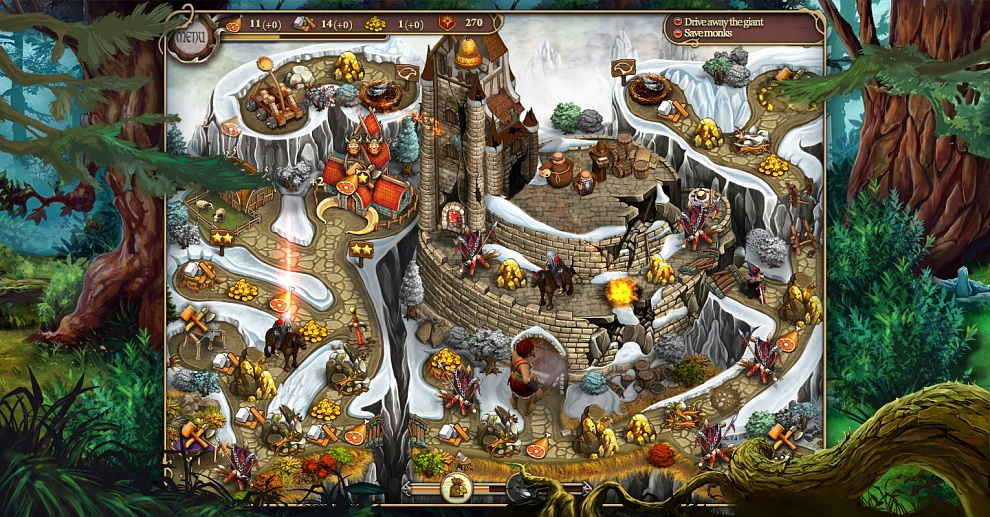 Screenshot № 6. Download Northern Tale 4 and more games from Realore website