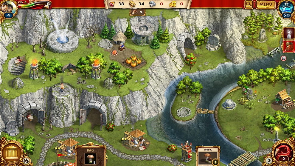 Screenshot № 4. Download Roman Adventures: Britons. Season 1 and more games from Realore website