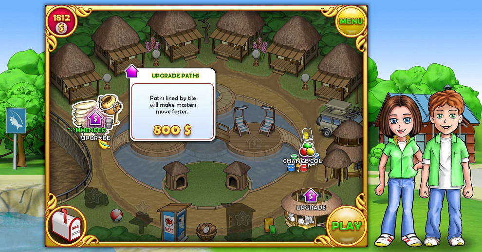 Screenshot № 6. Download Ashtons: Family Resort and more games from Realore website