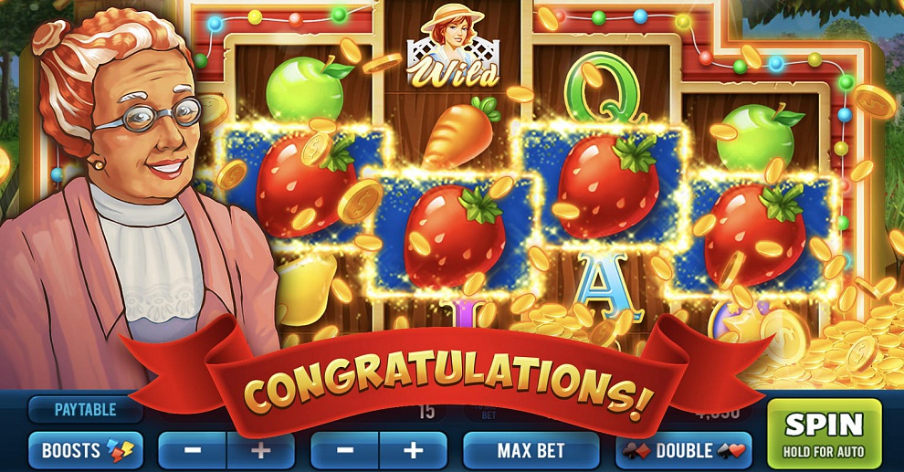 Screenshot № 2. Download Jane's Casino: Slots and more games from Realore website