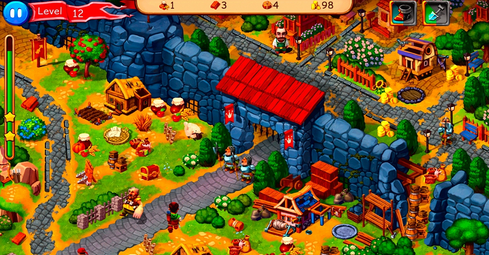 Screenshot № 1. Download Robin Hood: Country Heroes CE and more games from Realore website