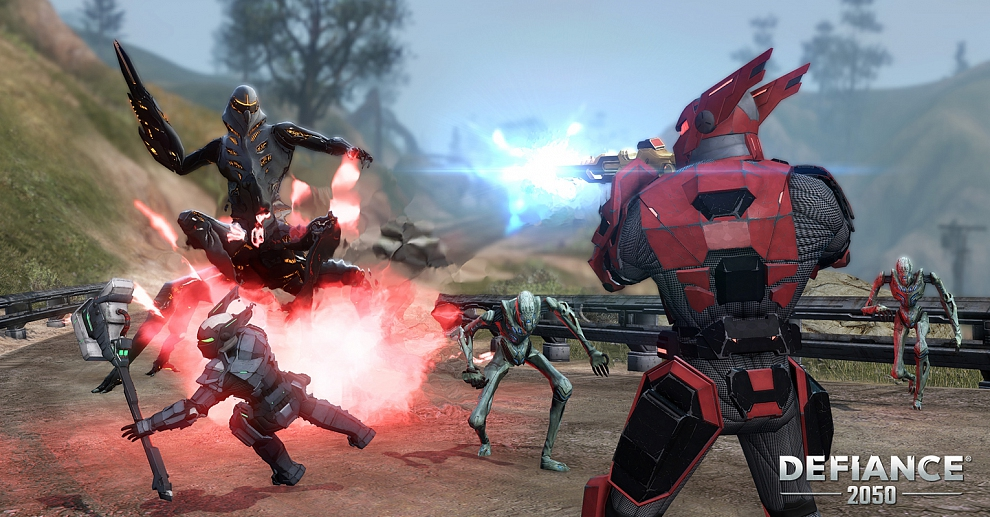 Screenshot № 3. Download Defiance 2050 and more games from Realore website