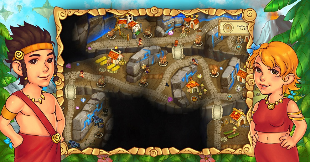 Screenshot № 8. Download Island Tribe 5 and more games from Realore website