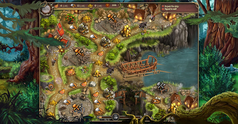 Screenshot № 3. Download Northern Tale 4 and more games from Realore website