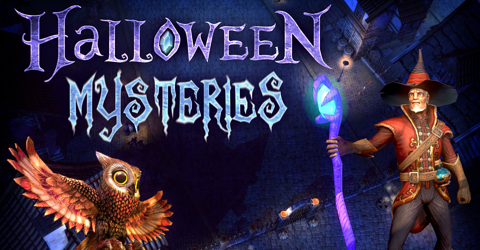Screenshot № 8. Download Halloween Mysteries and more games from Realore website