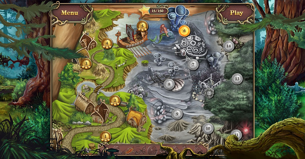 Screenshot № 8. Download Northern Tale 4 and more games from Realore website