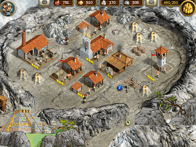 Screenshot № 3. Download Adelantado Trilogy. Book One and more games from Realore website