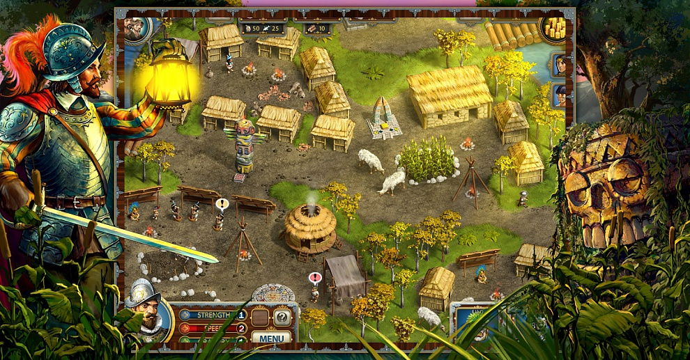 Screenshot № 5. Download Adelantado Trilogy. Book Two and more games from Realore website