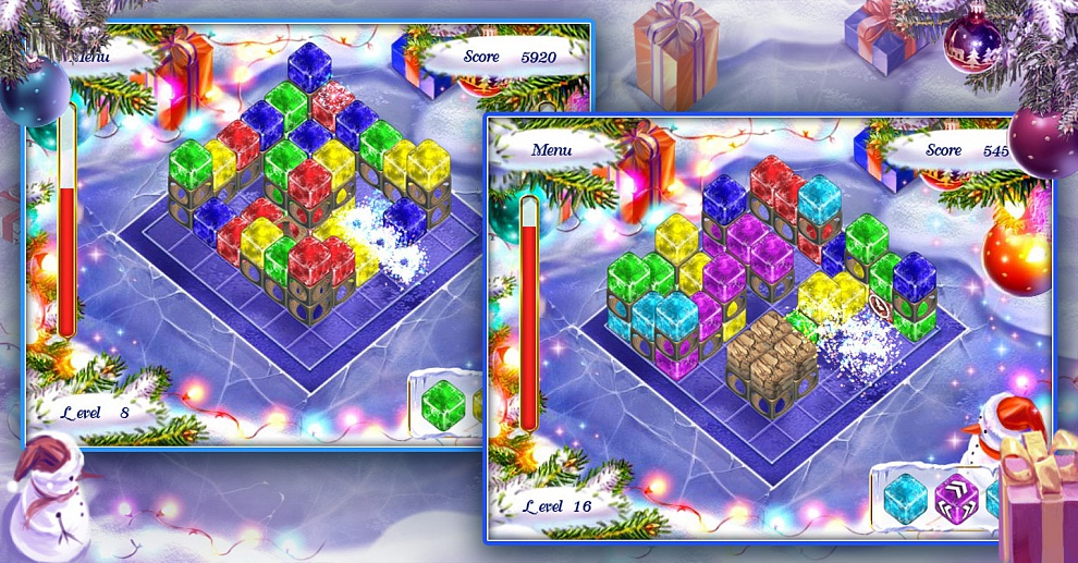 Screenshot № 3. Download Xmas Blox and more games from Realore website