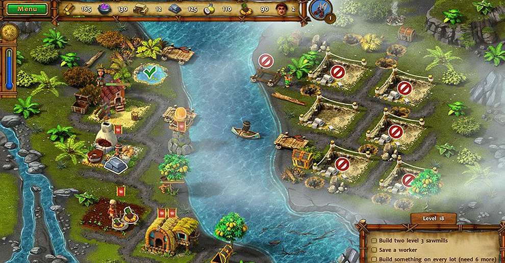 Screenshot № 4. Download Moai IV: Terra Incognita Collector's Edition and more games from Realore website