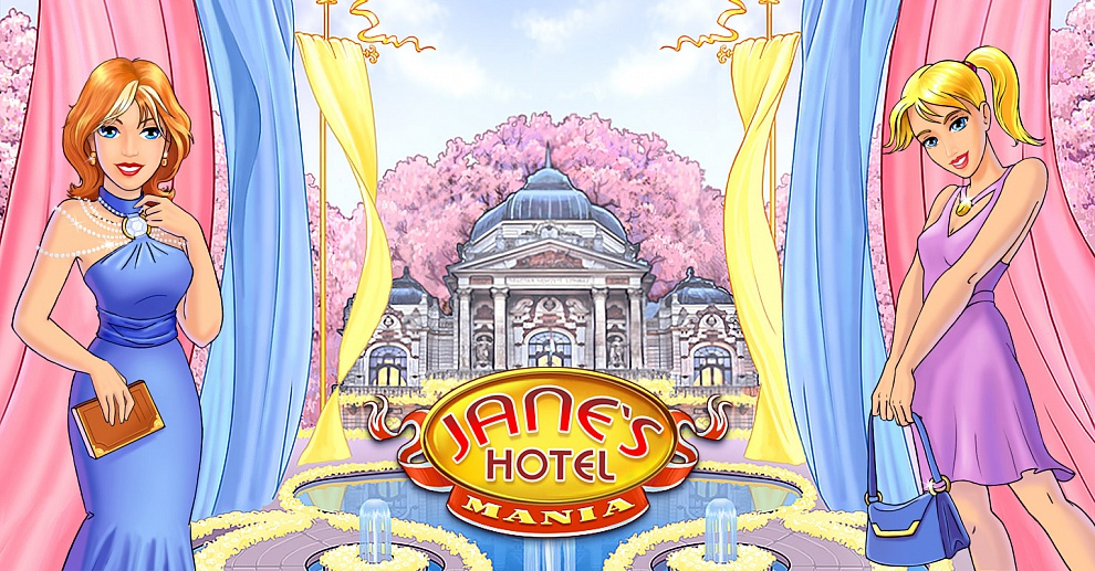 Screenshot № 1. Download Jane's Hotel 3: Mania and more games from Realore website