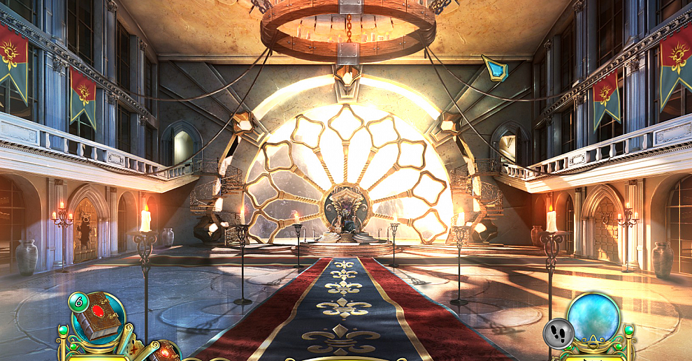 Screenshot № 3. Download Myths of Orion and more games from Realore website