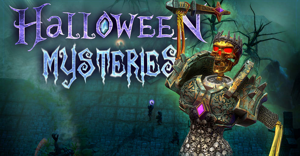 Screenshot № 9. Download Halloween Mysteries and more games from Realore website