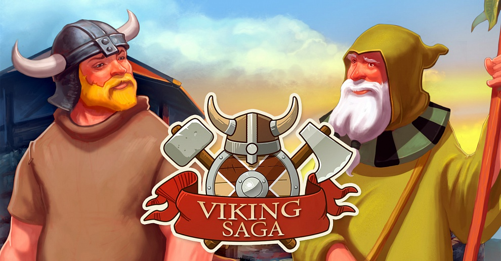 Screenshot № 1. Download Viking Saga 1: The Cursed Ring and more games from Realore website
