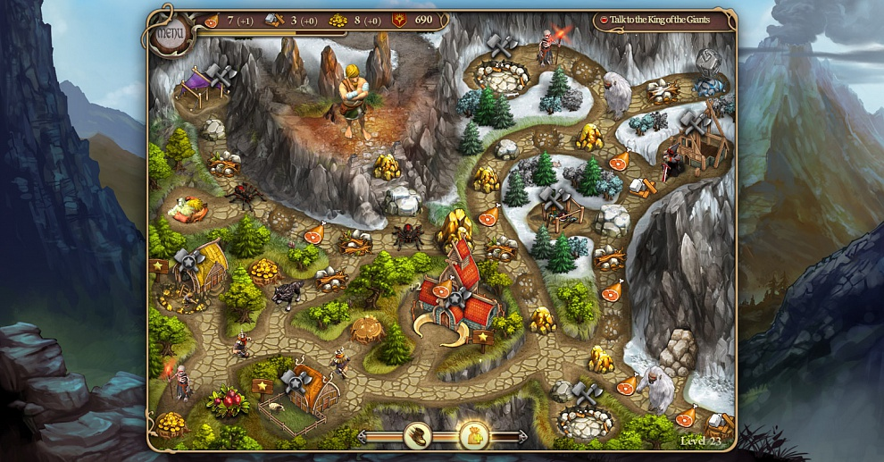 Screenshot № 7. Download Northern Tale 2 and more games from Realore website