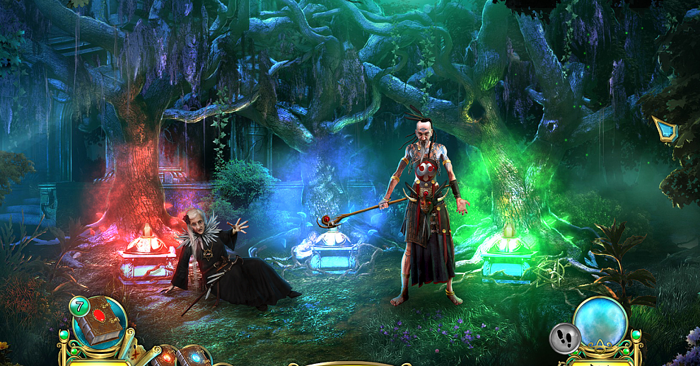 Screenshot № 4. Download Myths of Orion and more games from Realore website