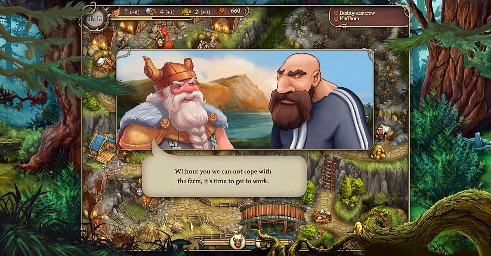 Screenshot № 2. Download Northern Tale 4 and more games from Realore website