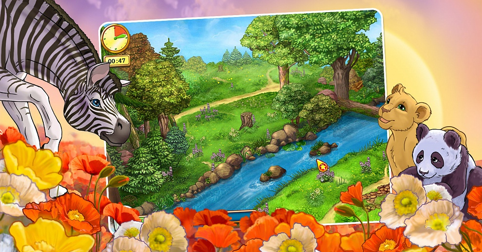 Screenshot № 6. Download Jane's Zoo and more games from Realore website