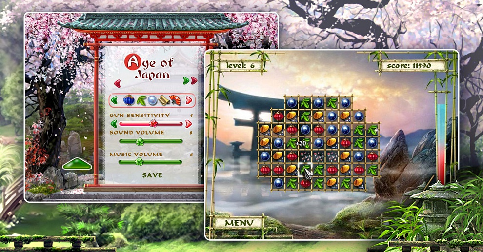 Screenshot № 3. Download Age of Japan and more games from Realore website