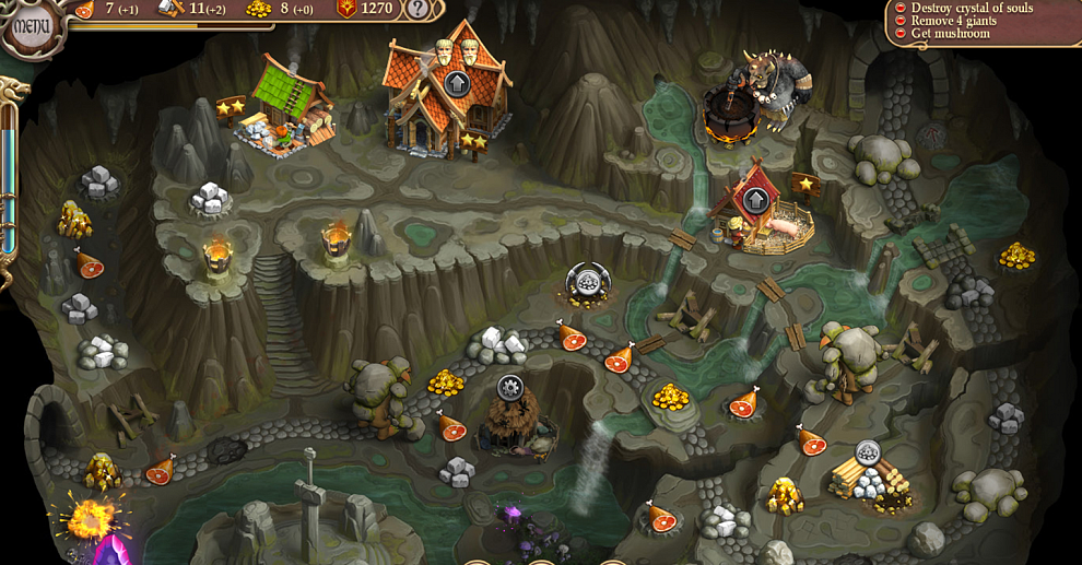 Screenshot № 4. Download Northern Tale 5: Revival. Collectors Edition and more games from Realore website