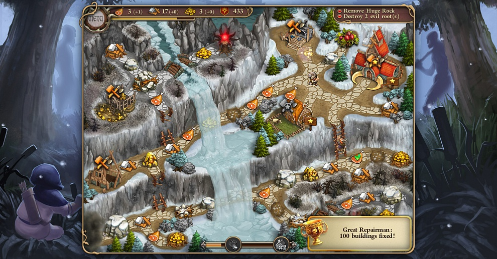 Screenshot № 6. Download Northern Tale 2 and more games from Realore website