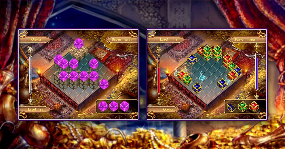 Screenshot № 4. Download Treasure of Persia and more games from Realore website