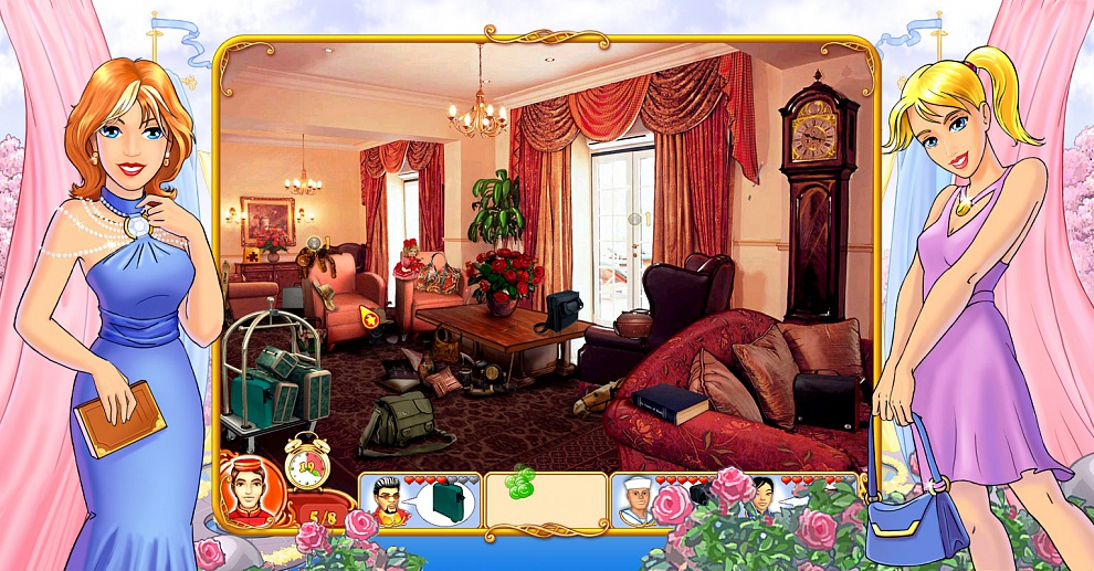 Screenshot № 6. Download Jane's Hotel 3: Mania and more games from Realore website