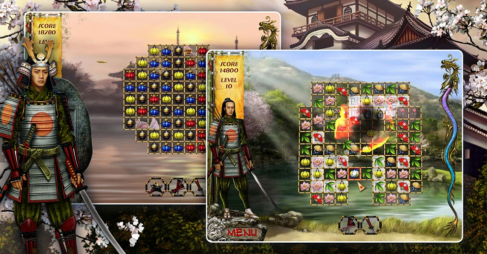 Screenshot № 1. Download Age of Japan 2 and more games from Realore website