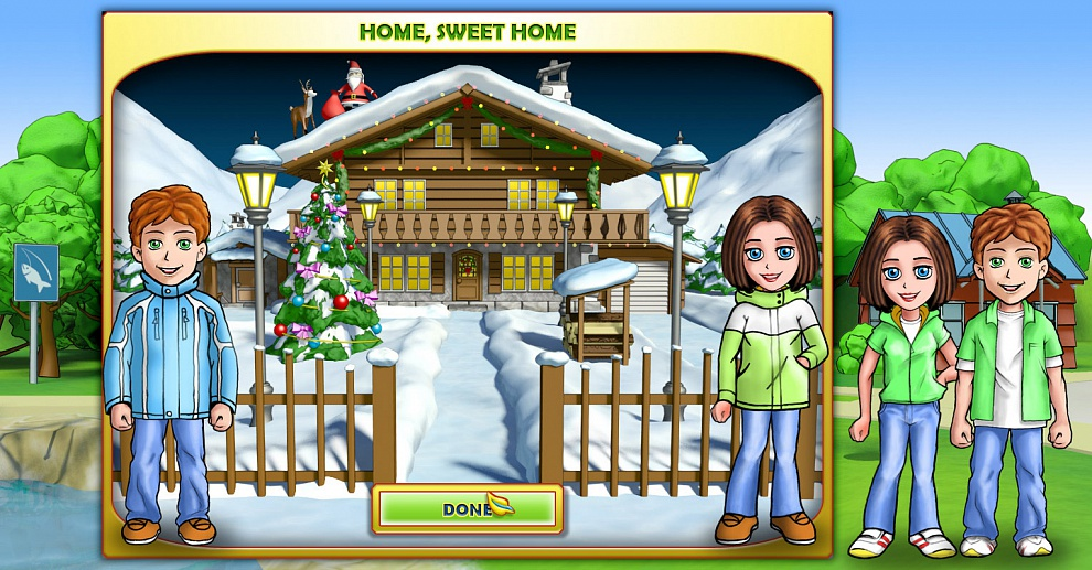 Screenshot № 4. Download Ashtons: Family Resort and more games from Realore website