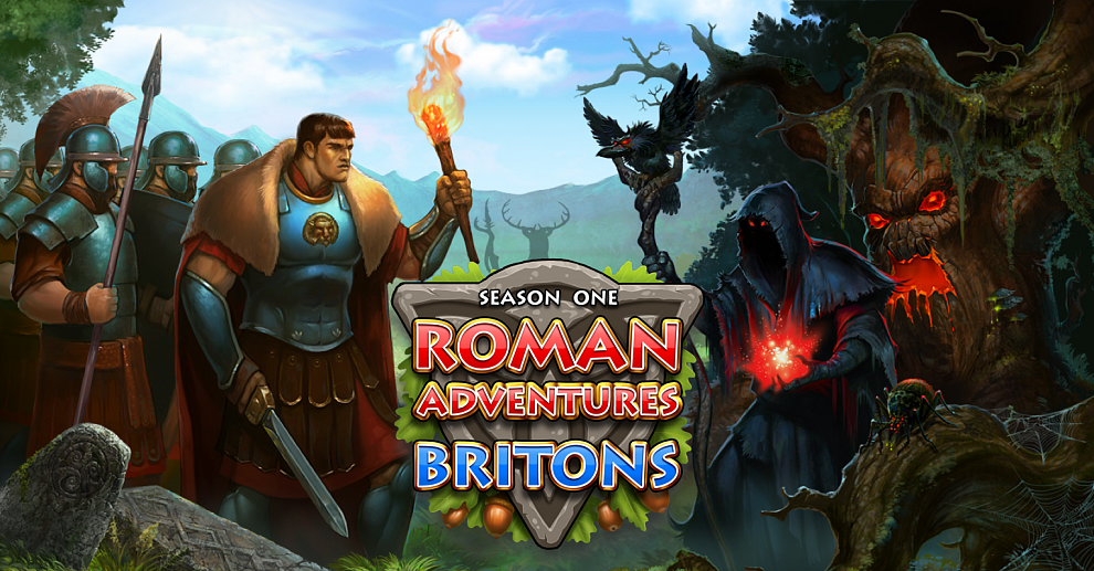 Screenshot № 1. Download Roman Adventures: Britons. Season 1 and more games from Realore website