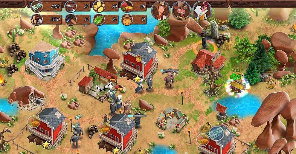Screenshot № 3. Download Country Tales and more games from Realore website