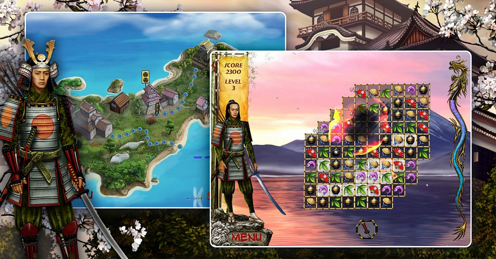 Screenshot № 3. Download Age of Japan 2 and more games from Realore website