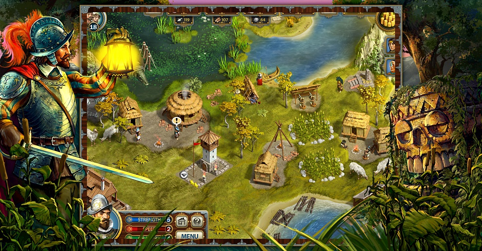 Screenshot № 6. Download Adelantado Trilogy. Book Two and more games from Realore website