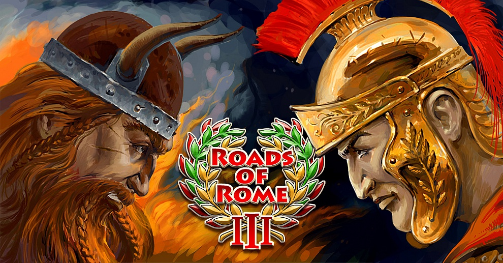 Screenshot № 1. Download Roads of Rome 3 and more games from Realore website