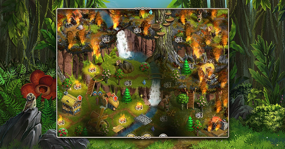 Screenshot № 6. Download Viking Saga 2: New World and more games from Realore website